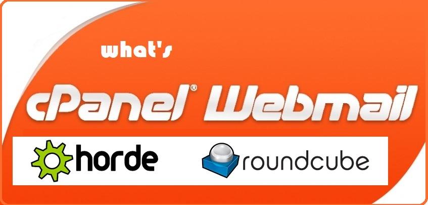 cPanel Webmail در طراحی سایت